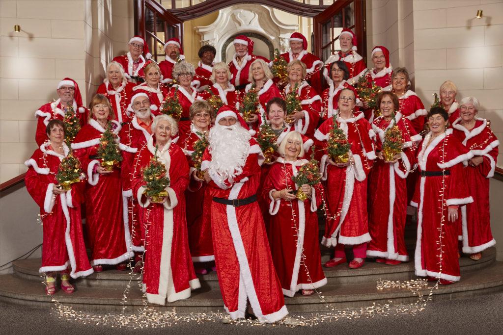 Heaven Can Wait Chor zu Weihnachten
